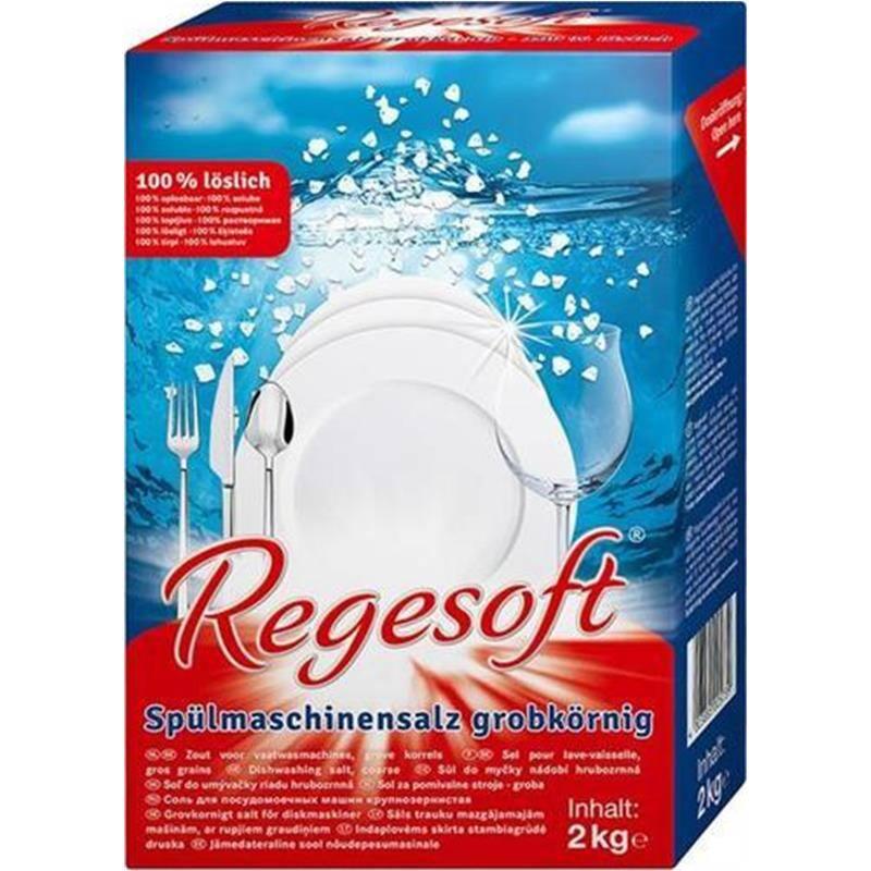 Regesoft Spulsalz Geschirrspulsalz Wasserentharter 1 99