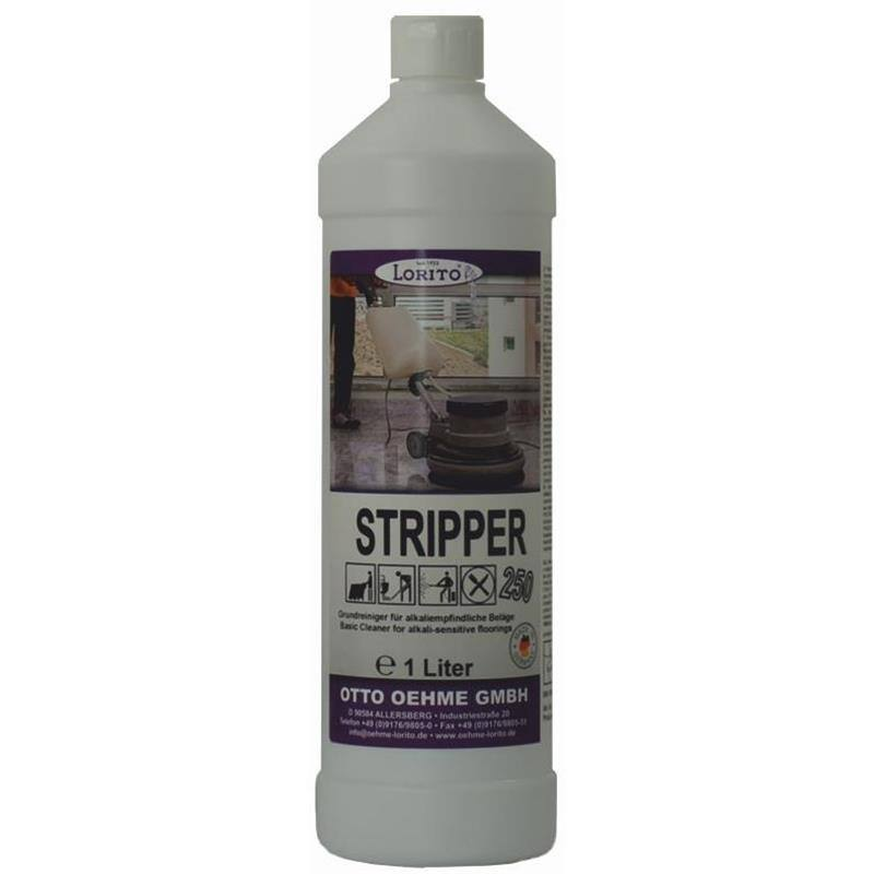 Grundreiniger Stripper 250 1 Liter