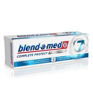 Blend-a-Med Complete Protect 7 Kristallweiß 75 ml