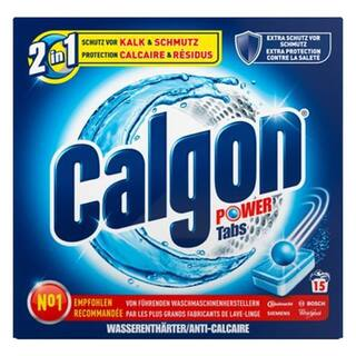 Calgon Ball Tabs 2in1 15er Pack