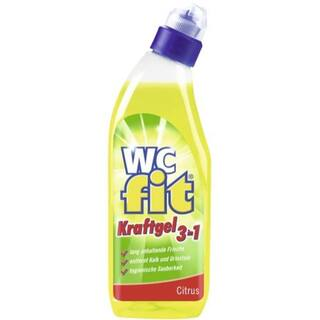Fit WC-Kraftgel Citrus 750ml